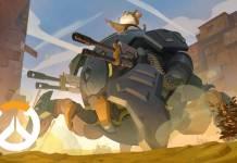 Overwatch Wrecking Ball - Le nouveau héro est un.. Hamster - Bouldozer, Hammond