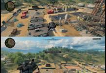 Black Ops 4 écran scindé - 2 joueurs sur Blackout