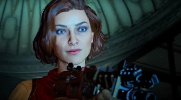 Call of Duty Black Ops 4 - Mode Zombies - Scarlett Rhodes