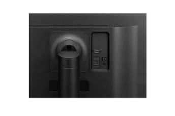 LG dévoile un des moniteurs 4K HDR 32 le moins cher - connectique