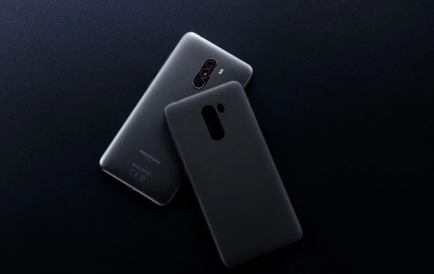 Meilleurs smartphone Android 2018-Pocophone F1-arriere