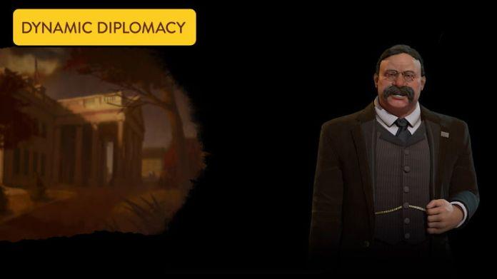 diplomatie - civilization 6 iPhone