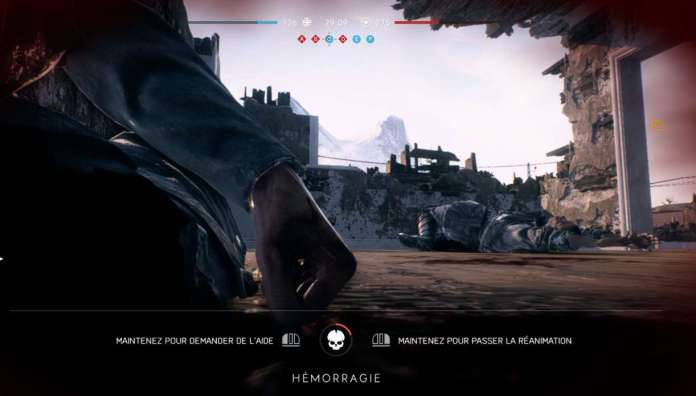 Battlefield 5 Guide - hémorragie- saginement