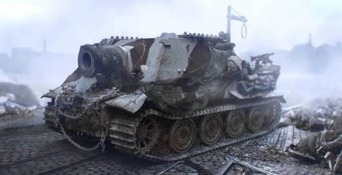 Battlefield 5 Renfort d'escouade - LeSturmtiger