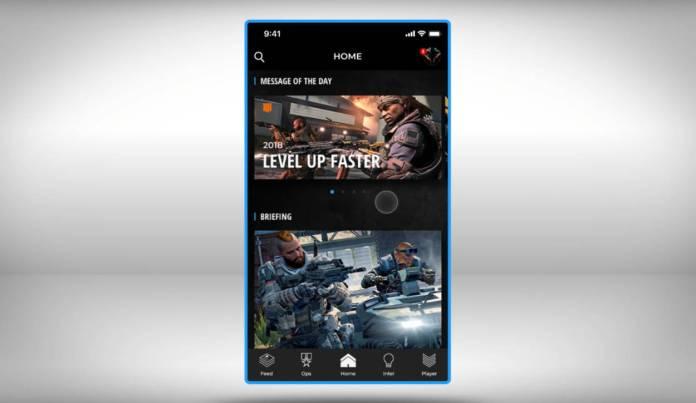 Black Ops 4 Companion App - fonctionnalités conseils