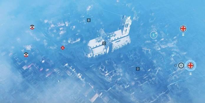 La carte Dévastation de Battlefield 5