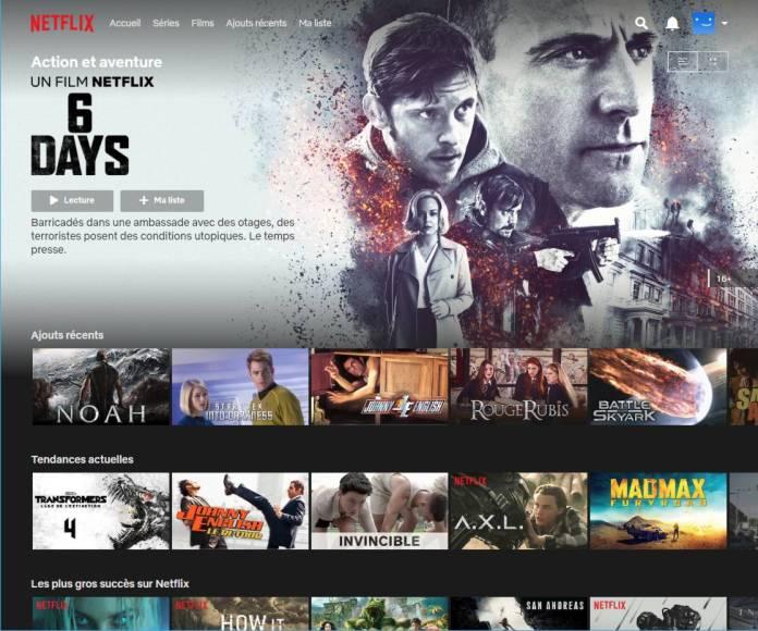 Code Secret Netflix - Accéder aux films et séries cachés - Action et Aventure