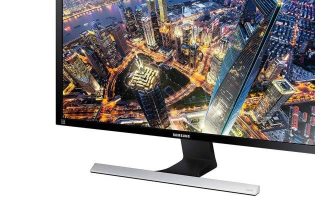 pied - Samsung U28E590D 4K