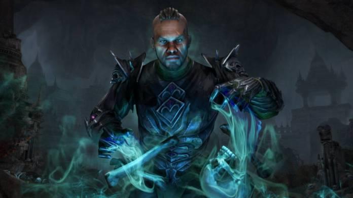 7 - Elder Scrolls Online l'extension Elsweyr Necromancier