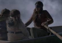 Bird Box Challenge - en bateau