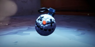 Fortnite Grenade Gelante - infos et fonctionnement du nouvel objet