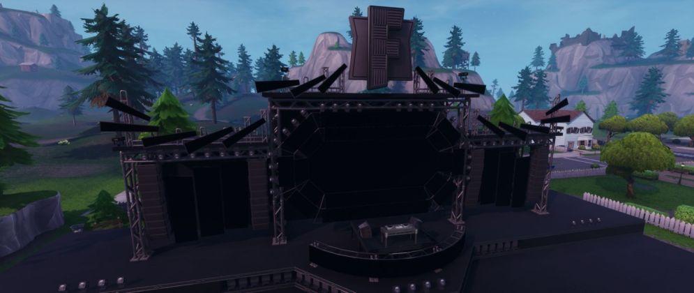 salle de concert Fortnite Evenement Marshmello - Heure et infos