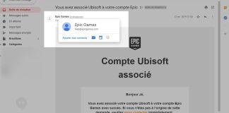 Gmail - comment ajouter un contact - Guide