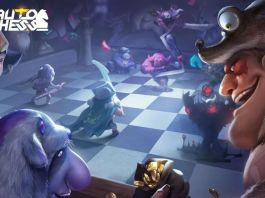 Auto Chess Mobile - iOS et Android