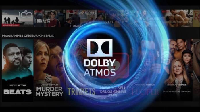 Dolby Atmos Netflix : comment l'activer ? Les séries et films en Atmos ?