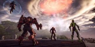 EA souhaite toujours sauver Anthem, le jeu ne s'arrêtera pas de si tôt