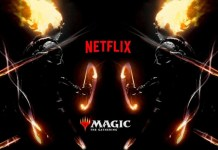 Magic The Gathering, la série Netflix