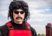 Twitch rétablit la chaine de Dr. Disrespect