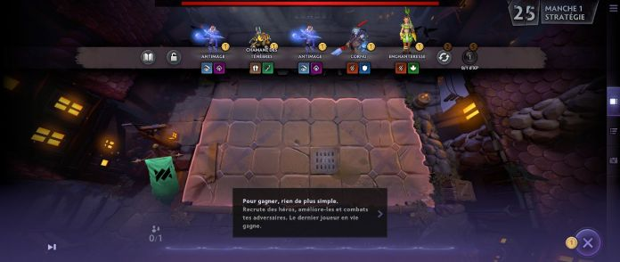 magasin Dota Underlords