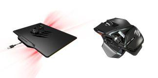 Mad Catz R.A.T.AIR, une souris sans fil et sans batterie