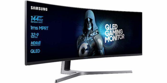 Samsung C49HG90