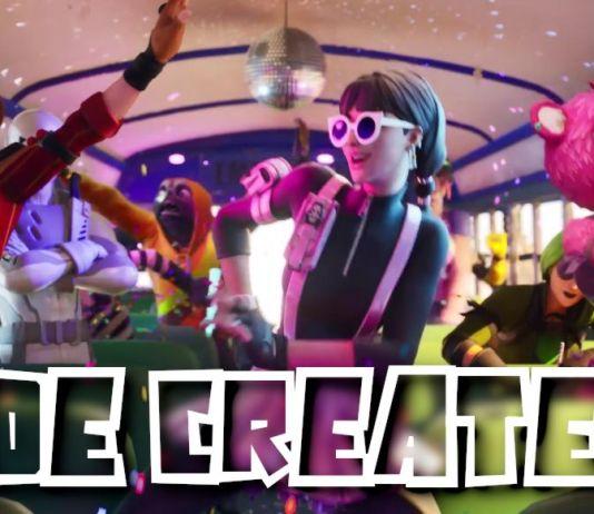 code createur fortnite