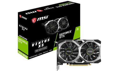 MSI GeForce GTX 1650 Super 4 Go