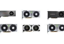 Classement des cartes graphiques par performance - Hierarchie GPU