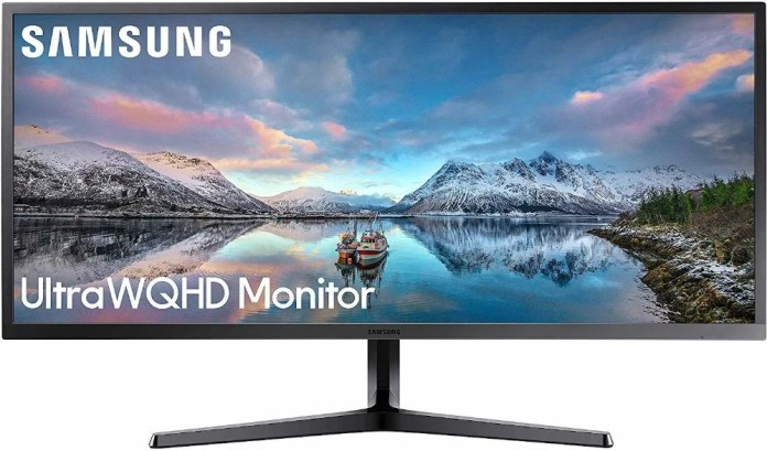 Les spécifications du Samsung S34J550WQU