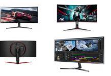 Meilleurs écrans 34 pouces UltraWide - Gamer ou bureautique