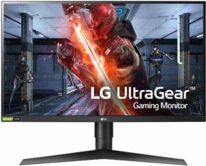 LG 27GL850 - meilleur écran Gamer