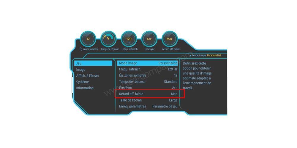 La latence d'un écran ou Input Lag - un critère pour moniteur ou TV