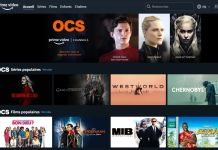 Prime Video - OCS gratuit pendant 30 jours