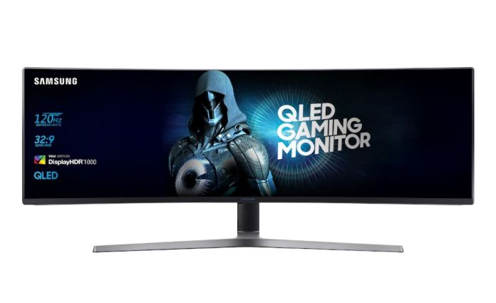 Samsung C49RG90 - QLED Super Ultrawide