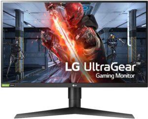 LG 27GL850 - Meilleur écran 1440p pour la Xbox One X