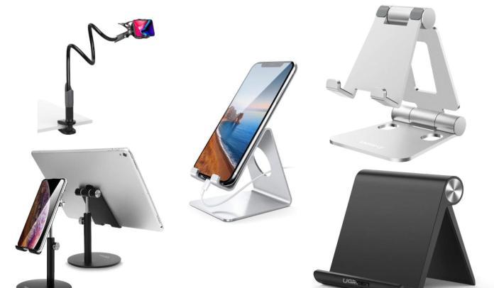 Les meilleurs supports smartphone et tablette – Bras et Dock
