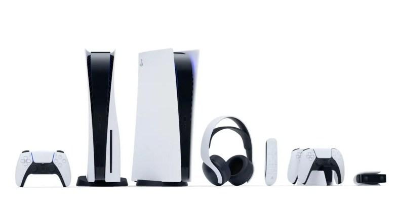 PS5 les accessoires