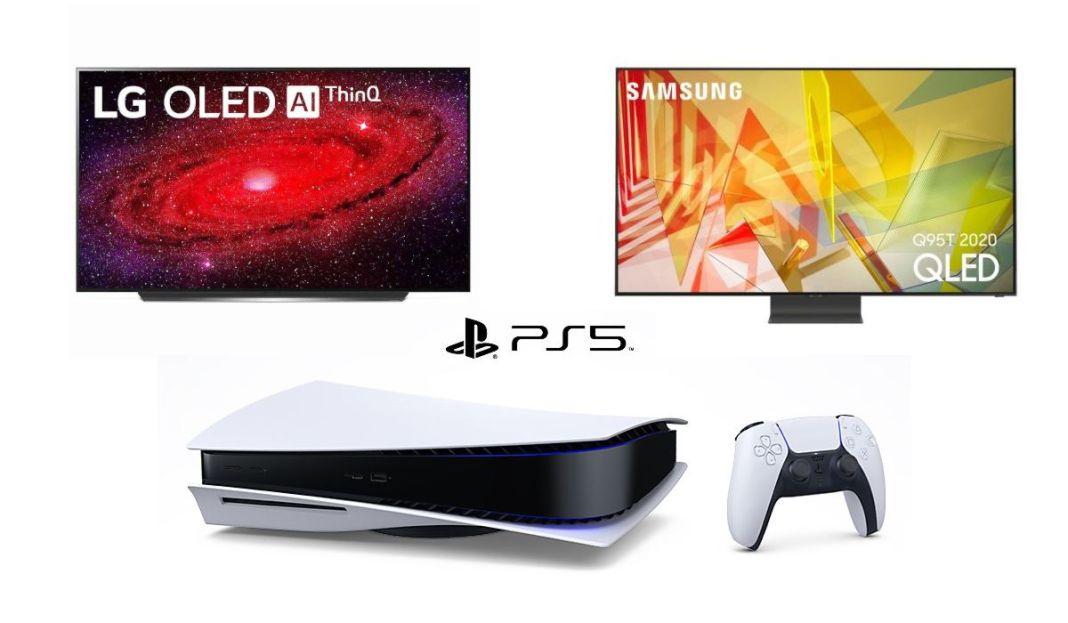 meilleure TV pour PS5