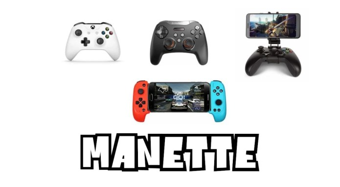 Manette Fortnite Android : quelle manette choisir ? Guide d'achat