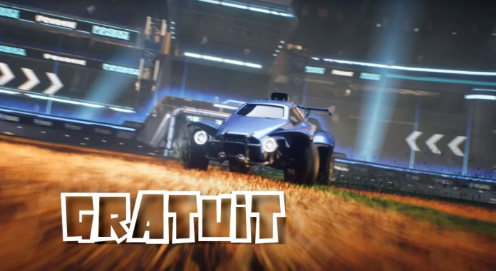 Rocket League Gratuit + un bon d'achat de 10 €