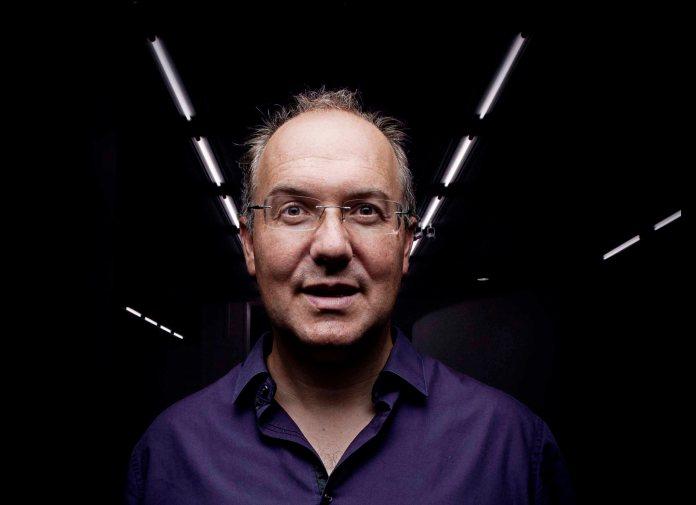 Alain Damasio, auteur de SF polymorphe