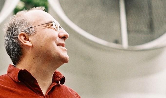 Alain Damasio, par Adrien Barbier.