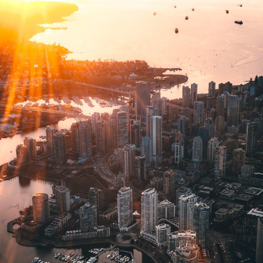 Kanada mit Cosmo Travel - Vancouver