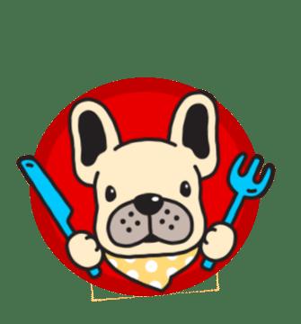 Dog Food Category Logo