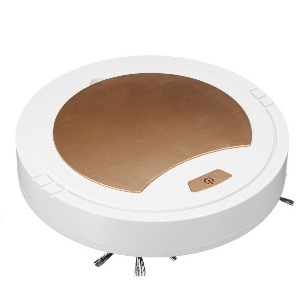 3 in 1 USB 2000mAh 1800Pa Smart Robot Vacuum Cleaner Automatic Sweeper Floor Clean