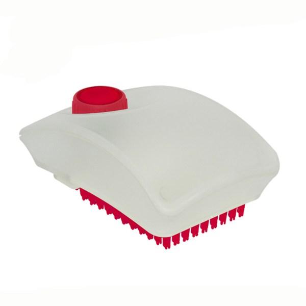 2 in 1 Pet Bathing Brush Shampoo Dispenser Cleaning Massage Brush Bath Cleaning Brushes