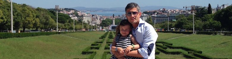 Father-daughter trip: 6 photos that will inspire you to visit Lisbon with your kid