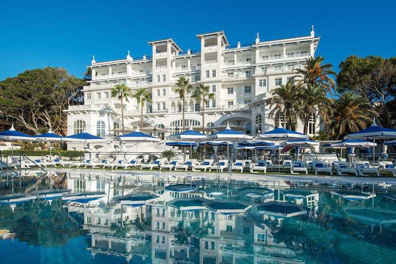 Gran Hotel Miramar, one of 10 exquisite family-friendly luxury hotels in Spain