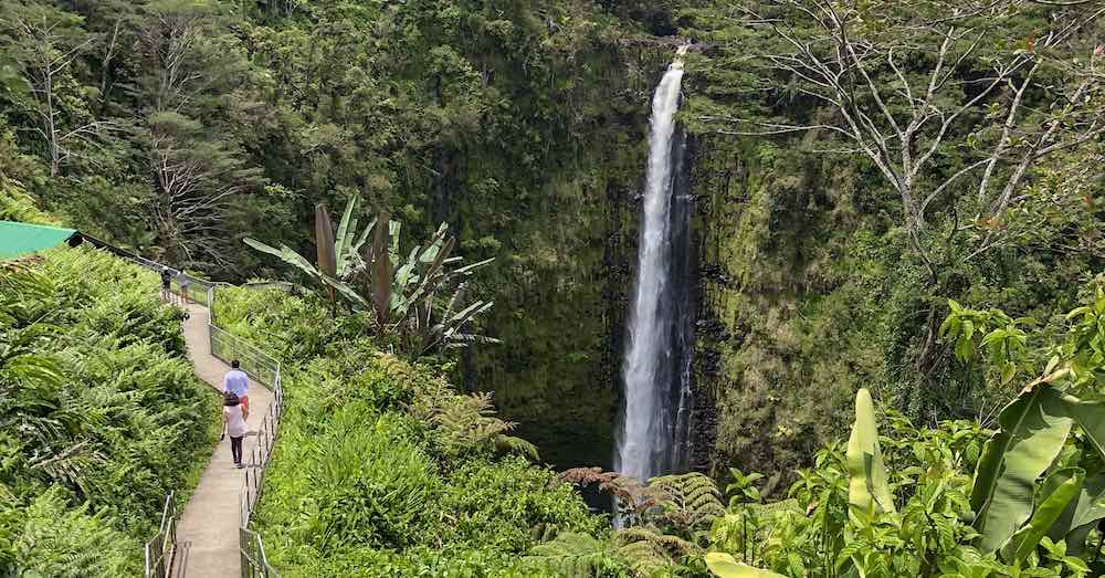 A visit to Akaka Falls State Park is one of our favorite things to do in Hilo