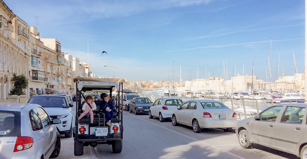 No better way to explore Three Cities than by Rolling Geek, one of the highlights of our Malta sightseeing trip